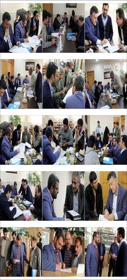 دیدار مردمی منطقه سه / ۱۳ آبانماه