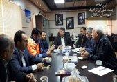 برگزاری جلسه شورای ترافیک شهرستان طالقان