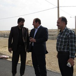 کارهای شهرداری مهران در زمینه زیرساخت اربعین چشمگیر است