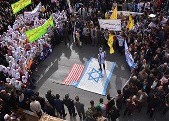برگزاری راهپیمایی ۱۳ آبان در شهر بروجن طنین انداز شد