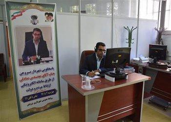 علیرضا صادقی شهردار بروجن از طریق سامانه سامد ۱۱۱ به سولات و درخواست های شهروندان پیرامون موضوعات مسائل و مشکلات شهری پاسخ داد