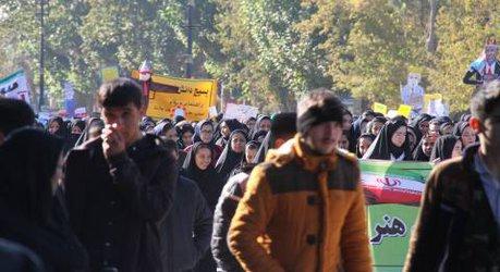 سیزده آبان تبلور کامل بلوغ سیاسی ملت ایران در مبارزه با استکبار جهانی بود