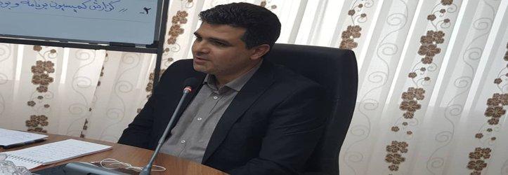 مهلت یک هفته ای برای ساکنین ساختمان پرخطر ۶ طبقه در خرمشهر
