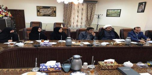 برگزاری کمیته تخصصی شورای فرهنگ عمومی شهرستان