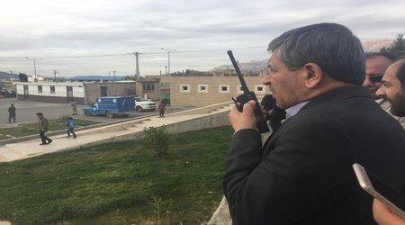 رزمایش مقابله با حملات تروریستی در شهر یاسوج برگزار شد/ تقدیر سازمان پدافند غیرعامل کشور از شهردار یاسوج (فیلم و تصاویر رزمایش)