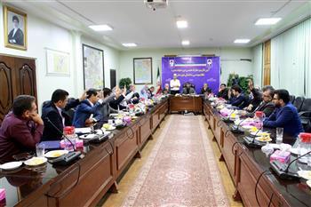 مهندس کمال دویده به عنوان رئیس سازمان نظام مهندسی ساختمان استان خوزستان برگزیده شد.