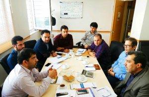 جلسه هماهنگی ساخت واحدهای مسکونی شهری در قالب روستا – شهر در شهرستان گرگان