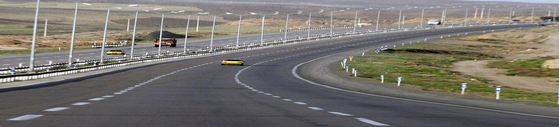 ساخت و احداث ۹۲.۶ کیلومتر راه اصلی و فرعی در استان از ابتدای سال ۹۷