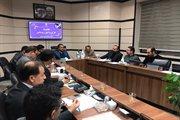 گزارش تصویری کارگروه امورزیربنایی استان یکشنبه ۲۰ آبان ۹۷