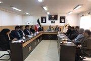 جزئیات جلسه هماهنگی برنامه های بازآفرینی شهری استان خراسان شمالی