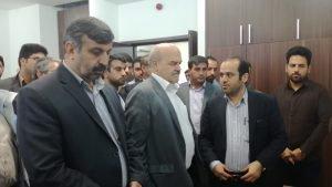 رییس سازمان حفاظت محیط زیست کشور از مرکز مانیتورینگ مدیریت بحران خوزستان بازدید کرد