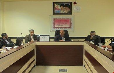 برگزاری دومین جلسه هماهنگی مانور بزرگ زلزله مدارس