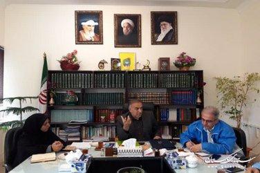 بازدید جمالی مدیرکل مدیریت بحران از فرمانداری گرگان برای آمادگی بیشتر در شرایط حوادثی + تصاویر