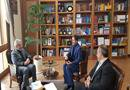 رییس سازمان شهرداری ها و دهیاری های کشور با دکتر نوبخت دیدار کرد