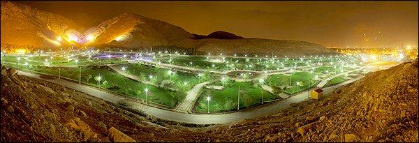 تهیه و راه اندازی نرم افزار GIS فضای سبز شهر نجف…
