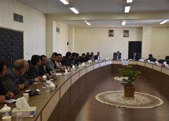 جلسه ستاد مدیریت بحران شهرداری بروجن  برگزار شد.