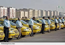 افزایش ۱۰ درصدی کرایه تاکسیها از امروز اجرایی میشود/ نصب برچسب  ...