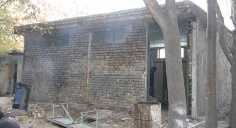 ارتقاء خدمات شهرداری در بهشت زینب چناران
