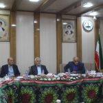 برگزاری جلسه کمیسیون معماری و شهرسازی