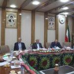 برگزاری کمیسیون طرح و برنامه و سرمایه گذاری