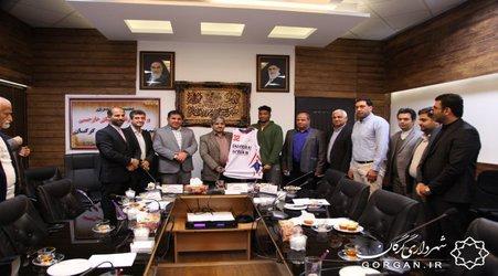 انتظارم تداوم پیروزیهای بسکتبال شهرداری گرگان است