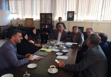 ایجاد ۴۰ المان در سطح شهر گرگان به مناسبت ۴۰ سالگی انقلاب