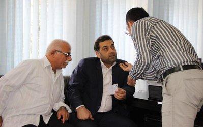 ملاقات حضوری پرسنل شهرداری ساری با علی اکبر زلیکانی در پنج شنبه هر هفته