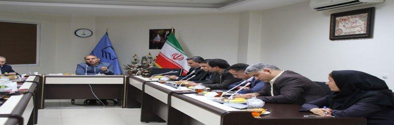 هیات رئیسه سال اول دوره هشتم هیات مدیره سازمان نظام مهندسی ساختمان استان زنجان  انتخاب شدند
