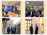 برگزاری جلسه بررسی مسائل ومشکلات روستاهای شهرستان ومحدوده منطقه آزاد ارس جلفا