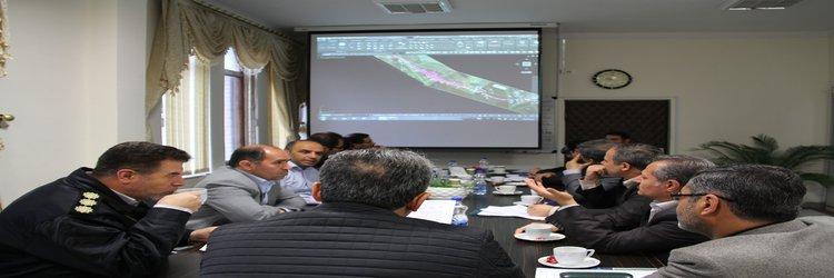 جلسه کمیسیون ایمنی راه های استان اردبیل برگزار شد