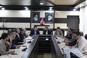 دیدار مدیرکل راه وشهرسازی استان ایلام با نمایندگان استان در مجلس شورای اسلامی