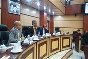 نهمین جلسه کارگروه تخصصی امور زیربنایی و شهرسازی استان با ۱۷دستور کار برگزار گردید