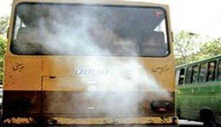 عامل اصلی آلودگی هوا خودروهای فرسوده هستند /کاهش گوگرد گازوئیل به ۱۰۰ تا ۲۰۰ هزار میلی گرم در لیتر
