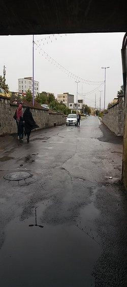 اقدامات اخیر واحد عمران شهرداری میانه  در سطح شهر