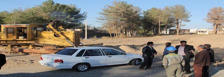 آغاز عملیات اجرایی احداث بلوار شهید قرنی