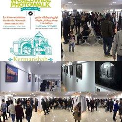  اولین نمایشگاه رویداد فتوواک کرمانشاه در نگارخانه شهر افتتاح شد