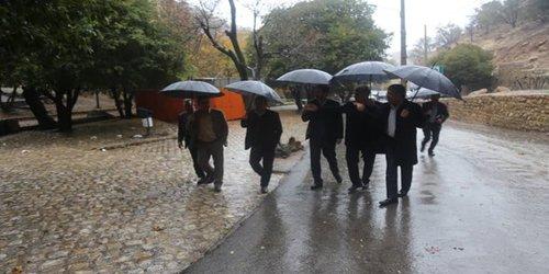 اجرای طرح گردشگری آبشار یاسوج با همکاری سازمان شهرداریها
