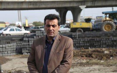تعریض قسمتی از ضلع جنوب غربی میدان شهید کشوری و خیابان شهید سرگرد قاسمی