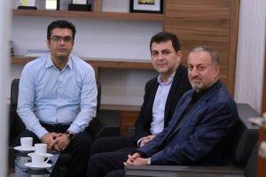 برگزاری دیدار مشترک رئیس نظام مهندسی و معاونین راه وشهرسازی