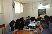 گزارش تصویری کمیته فنی  شهر اسفراین مورخ یکشنبه ۲۷ آبان ۹۷
