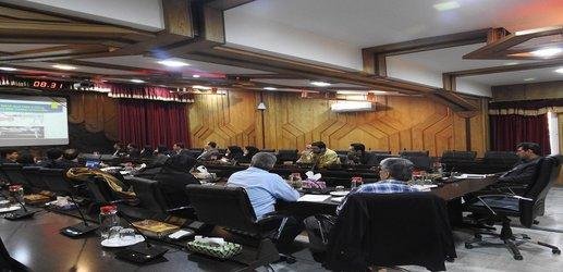 برگزاری پنجمین جلسه نظارت و راهبری پژوهشی حفاظت محیط زیست استان اصفهان