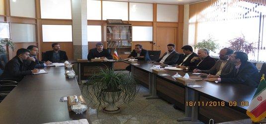 برگزاری جلسه هماهنگی مراسمات هفته بسیج و هفته وحدت