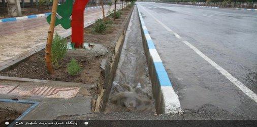 ۴ میلیون لیتر آب در آرامستان بهشت سکینه (س) ذخیره شد
