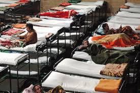 ۱۰ هزار کارتن خواب در گرمخانه شهرداری اسکان یافتند