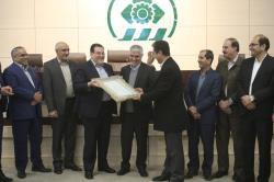 تجلیل شهردار و شورای شهر شیراز از سه مقام ارشد استان فارس