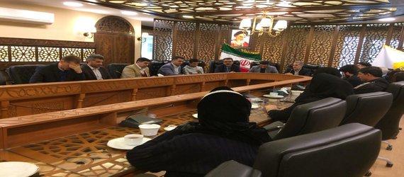 دانش آموز امانتدار گرگانی در کمیسیون فرهنگی شورای شهر تجلیل شد