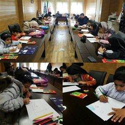 تمرین ایمنی در برابر زلزله در میان آینده سازان سیستان وبلوچستان