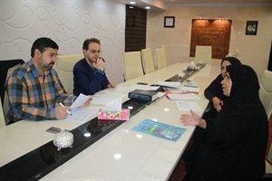 ۳ ساعت بی وقفه ملاقات مردمی در اداره کل راه و شهرسازی استان تهران