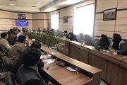 گزارش تصویری کمیسیون ماده پنج (سیما و منظر شهری) سه شنبه ۲۹ آبان ۹۷