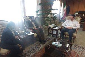 مدیر کل راه وشهر سازی استان مرکزی محوربرنامه های اجرائی خود را به استاندار مرکزی ارائه داد.